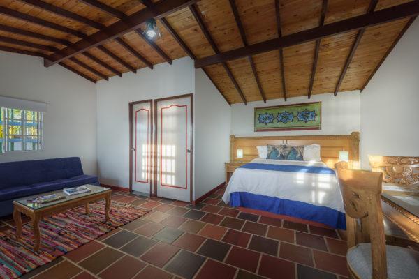 Interior Cabaña 8
