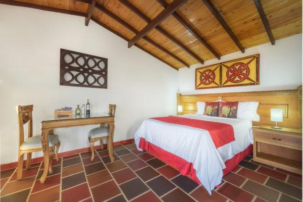 Interior Cabaña 13