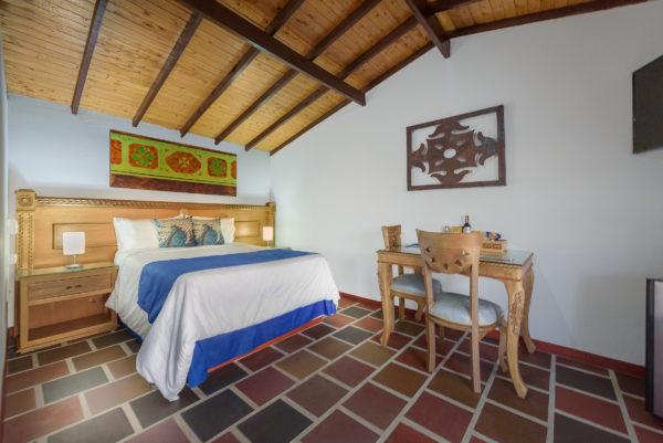 Interior cabaña # 5