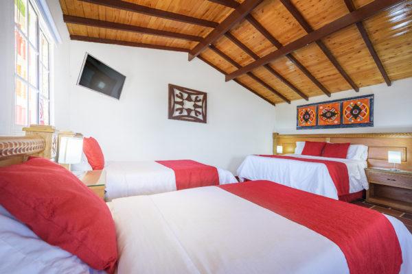 Interior Cabaña 14