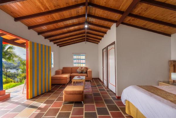 Interior cabaña #4
