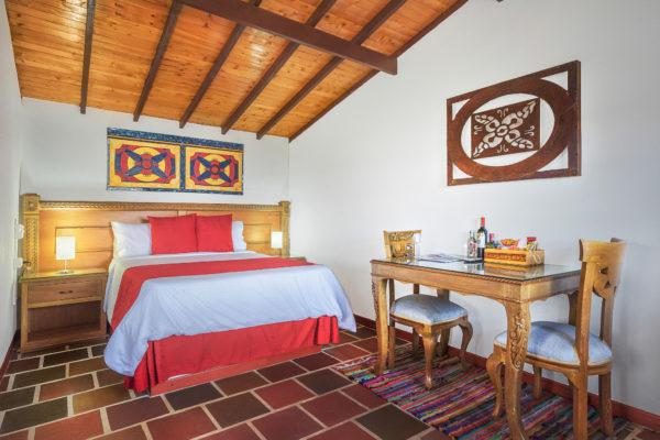 Interior Cabaña #2