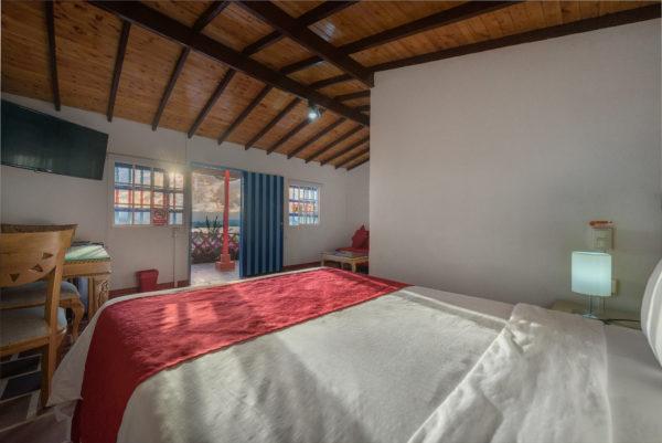 Interior cabaña 7